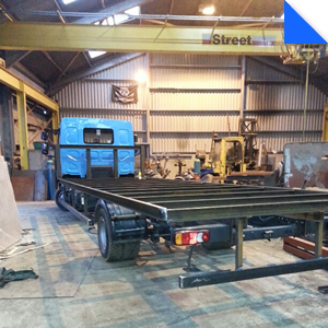 Steel Fabrication from Ayrshire Steels
